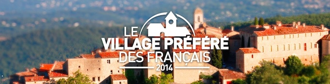 France 3 Village Préferé 2014
