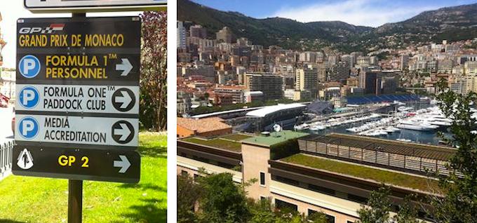 Ready for the Monaco 2014 F1 GP