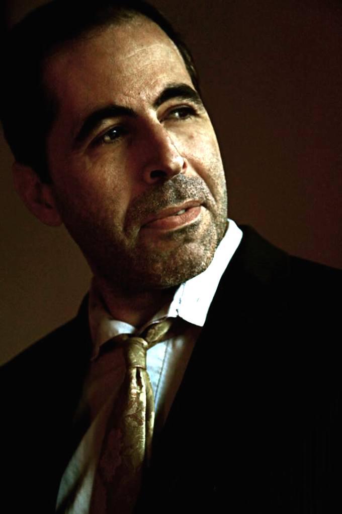Franck Sarrabas, actor