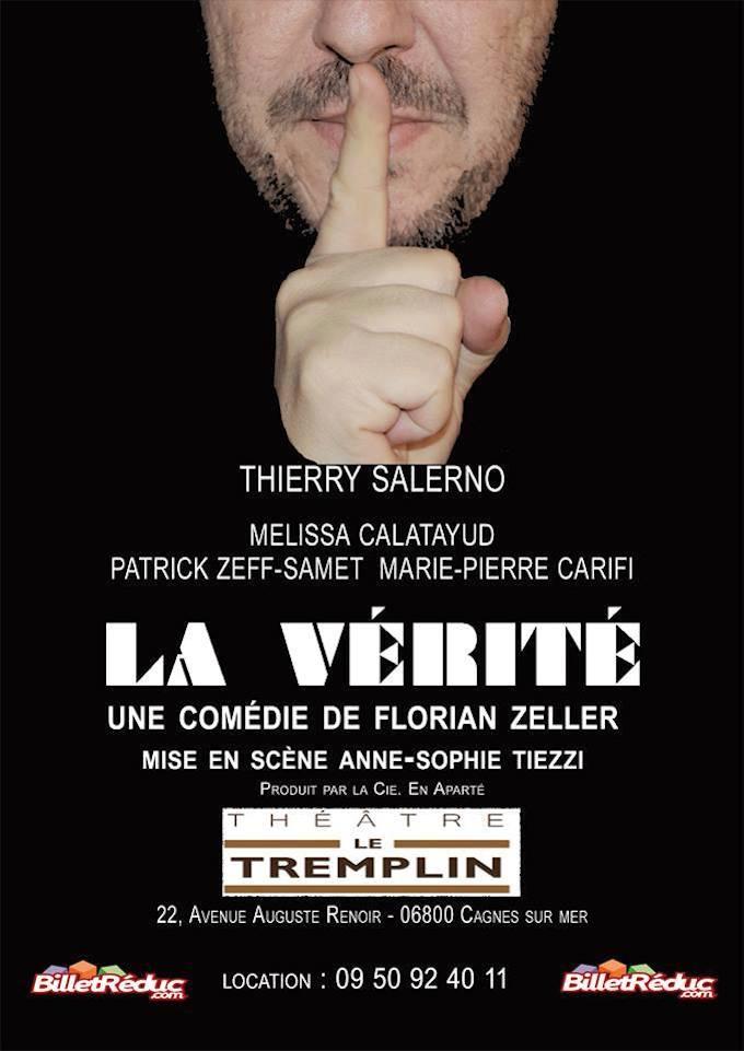 La Verité directed by Anne-Sophie Tiezzi