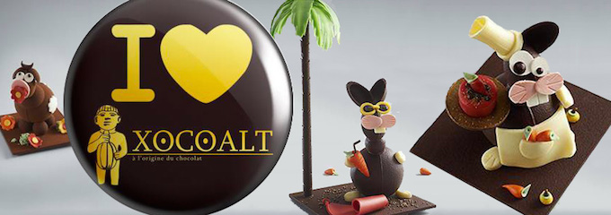 Xocoalt Chocolate Boutique in Nice