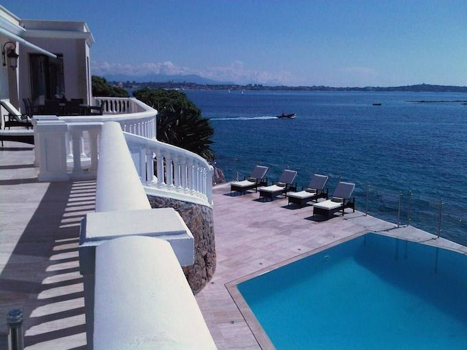 Luxury Villa in Cannes Carlton International