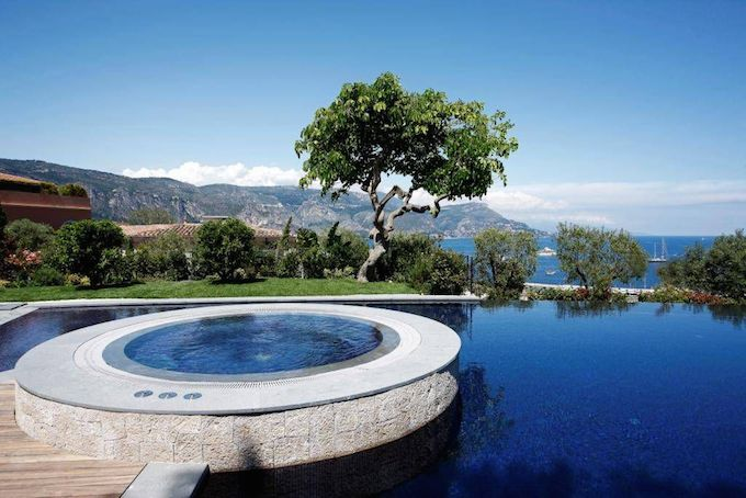 Luxury Villa Saint Jean Cap Ferrat Carlton International
