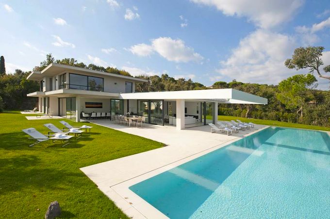 Luxury Villa Saint Tropez Carlton International