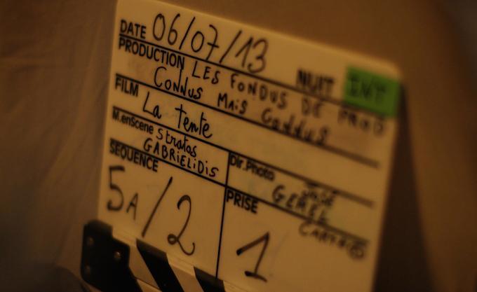L'Atente short movie