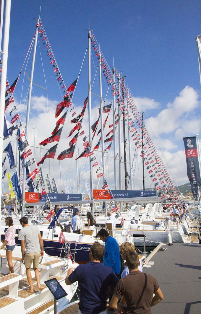 Spectacular craft at Cannes Yachting Festival 2014