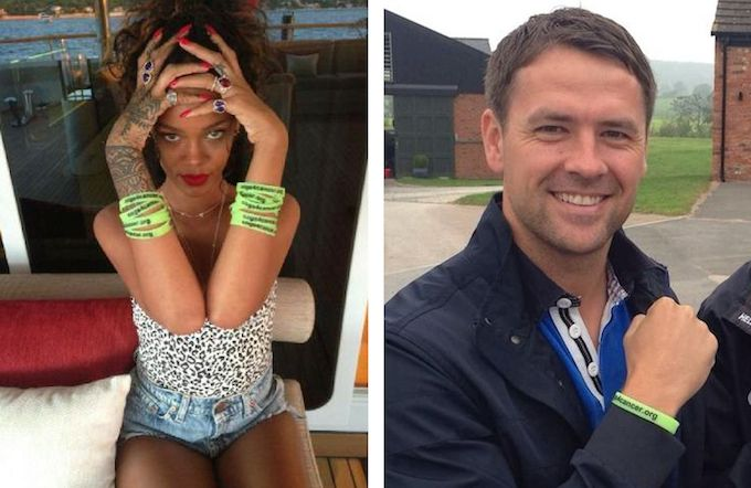 Rihanna and Michael Owen and C4C