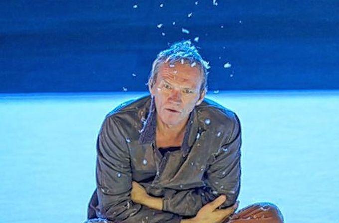 Ingvar E. Sigurðsson starring in Peer Gynt