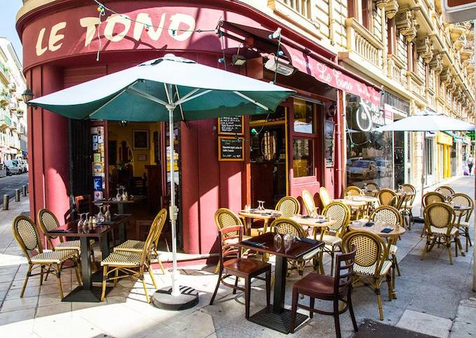 Le Tono tapas in Nice