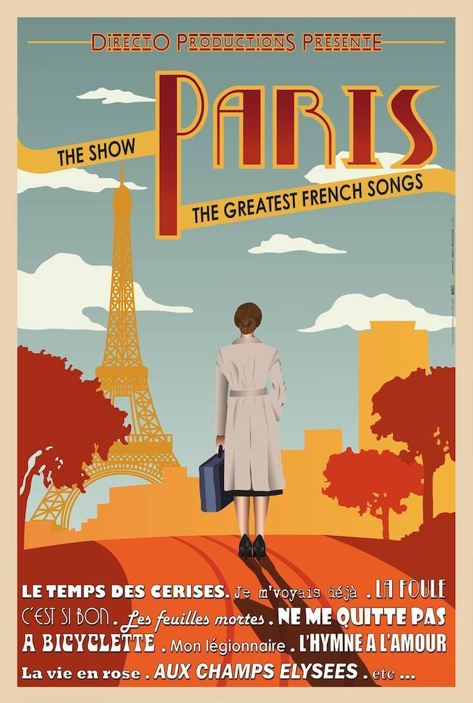 Paris! Le Spectacle poster
