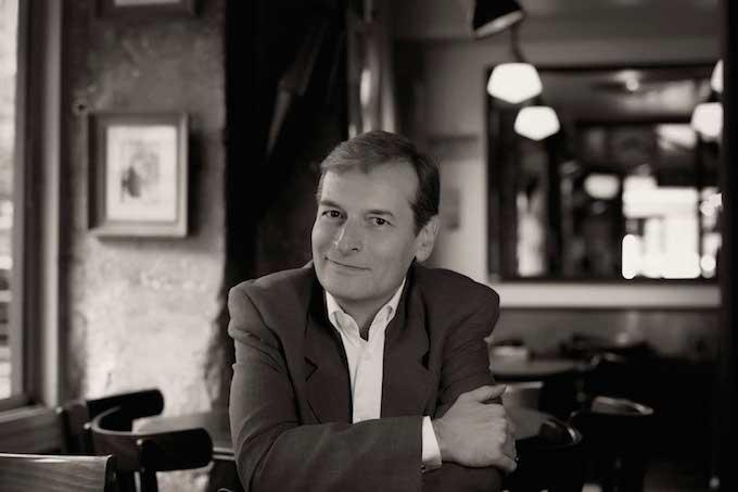Pianist Philippe Bianconi