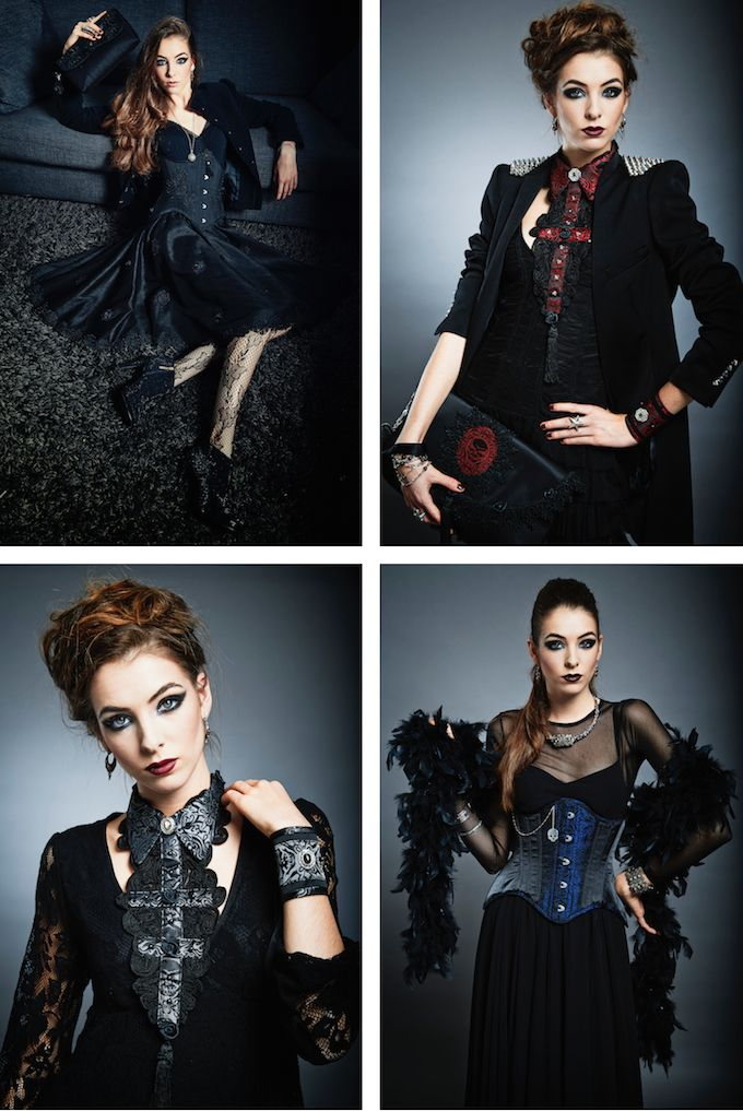 The new Barock'n'Roll collection by Victorian Woman