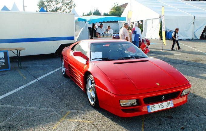 Ferrari at the MIN Riviera Motor Show