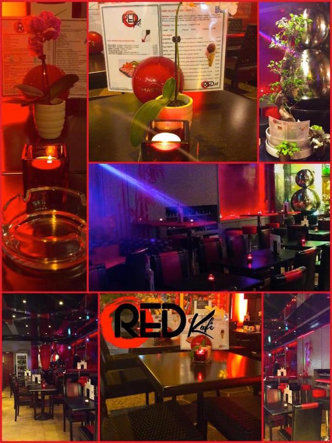 Red Kafé in Nice