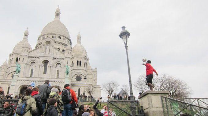 Sacre Cœur in Paris © Marta Lopez