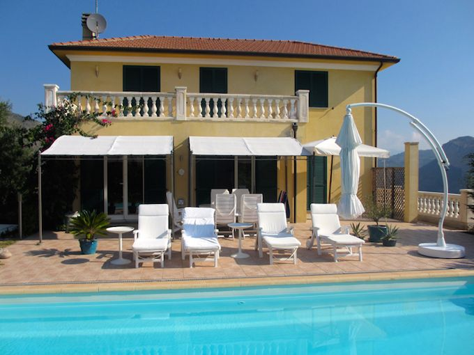 Property at Ventimiglia in Italy