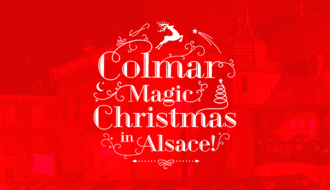 Christmas in Colmar in Alsace