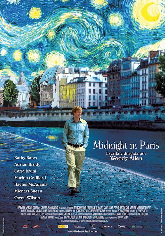 Woody Allen's Midnight in Paris