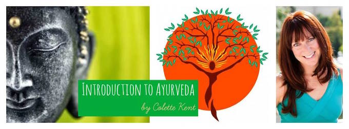 Colette Kent Ayurvedic workshops