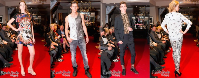 Ellington Hotel Fashion Show