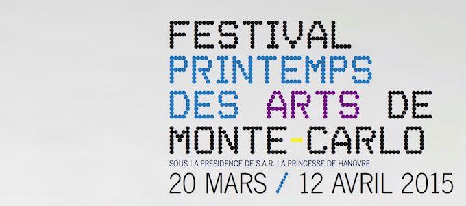 Printemps des Arts de Monte-Carlo 2015