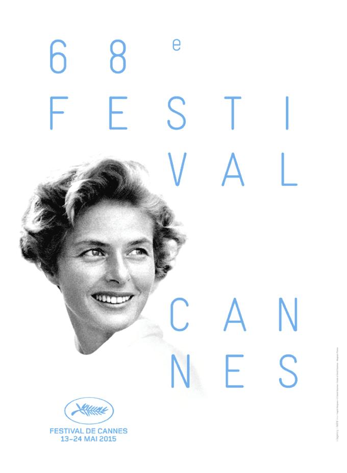 Ingrid Bergman Festival de Cannes 2015