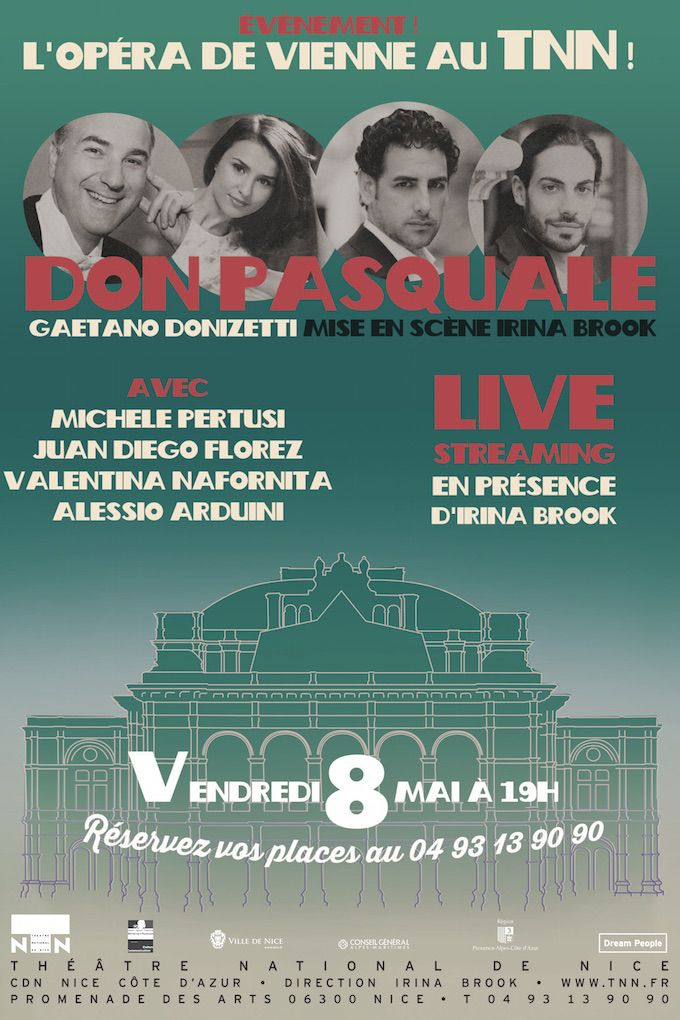 Don Pasquale in Nice