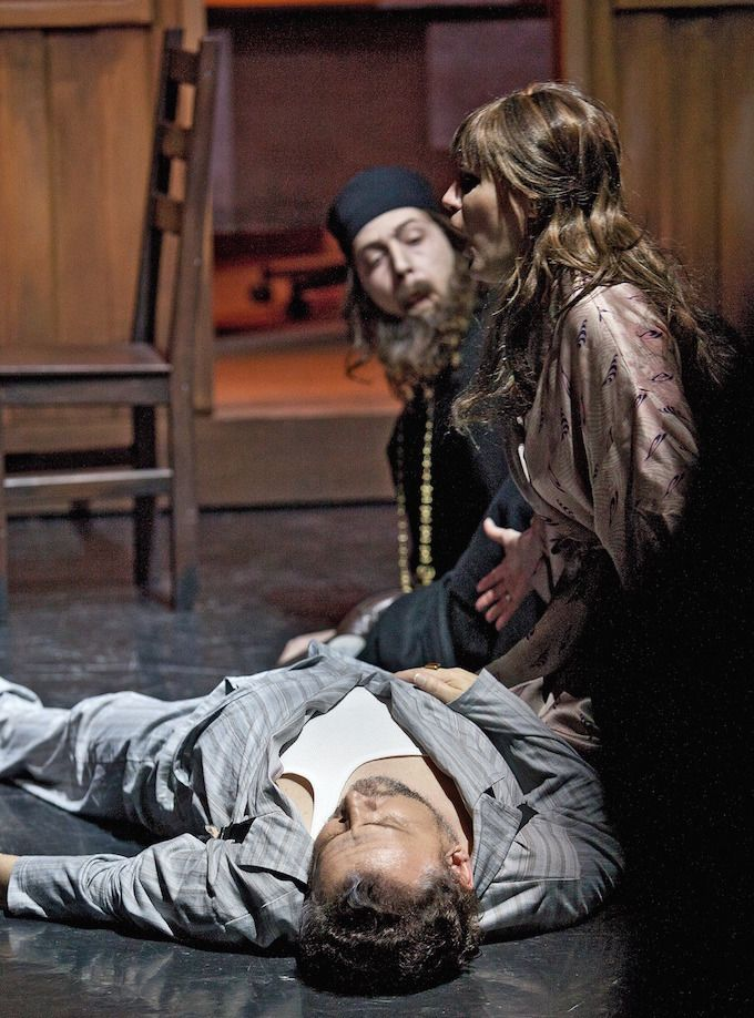 Lady Macbeth of Mtsensk in Monte-Carlo