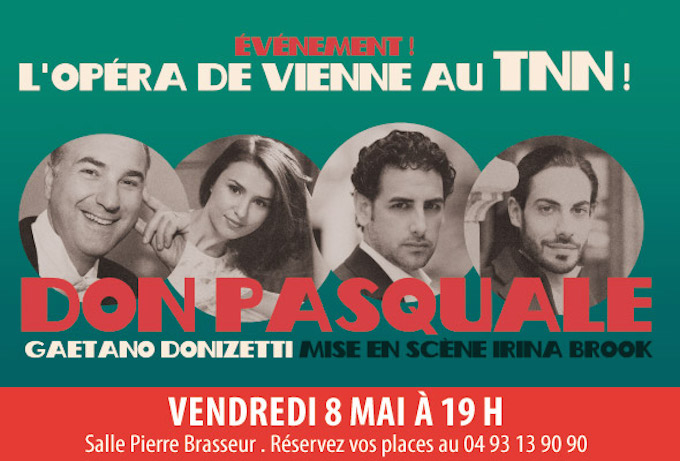 Don Pasquale at TNN in Nice