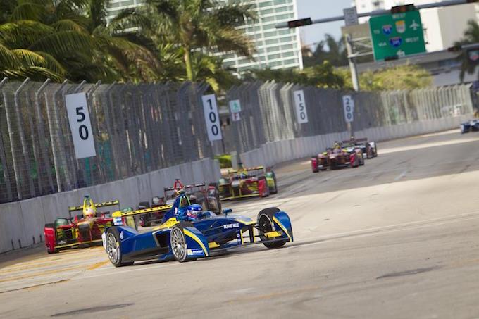 Monaco ePrix race 2015