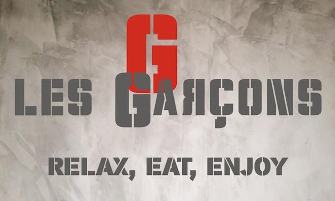 Welcome to Restaurant Les Garçons in Vieux Nice