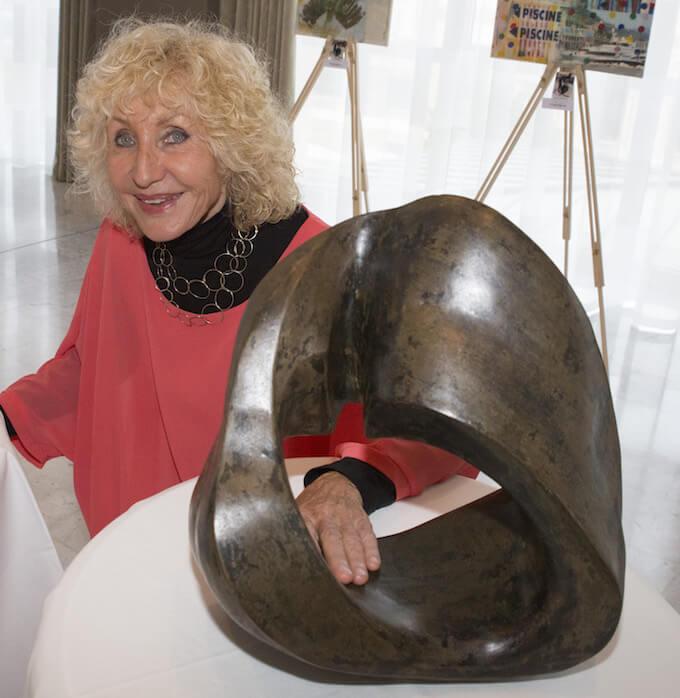 Giselle Sohm sculptress
