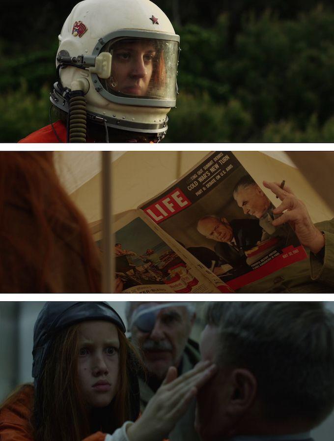 Kosmodrome movie stills