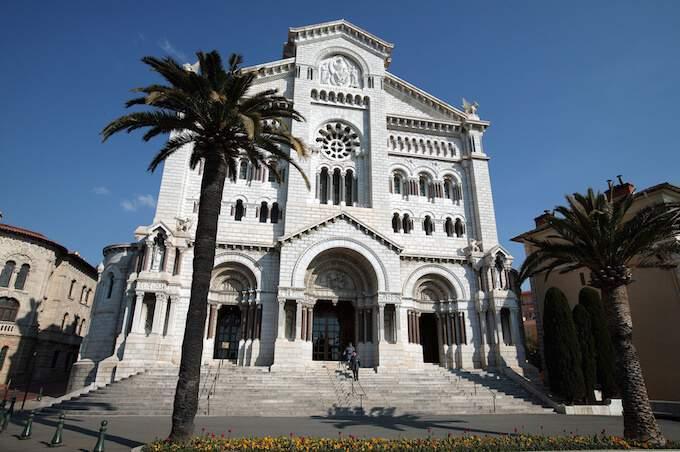 Cathédral de Monaco