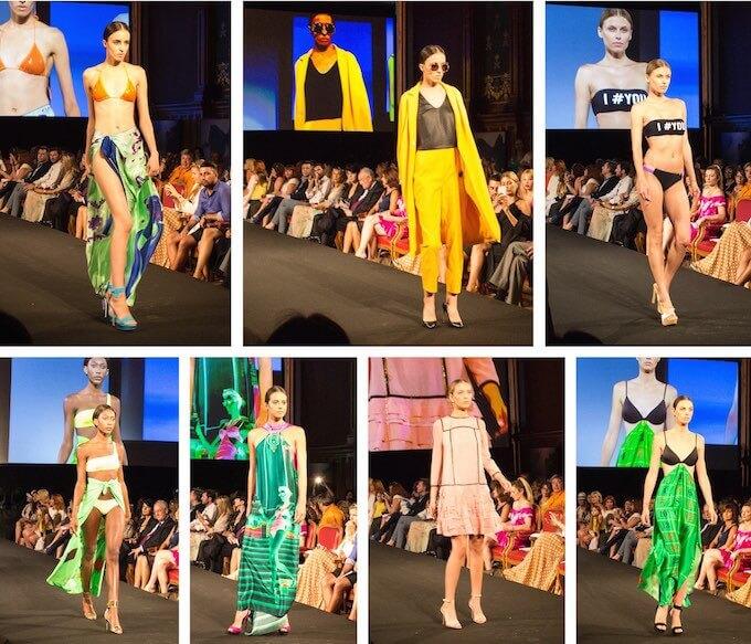 Monaco Fashion Show 2015