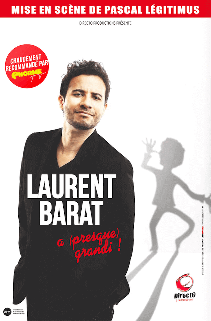 Laurent Barat show in Nice