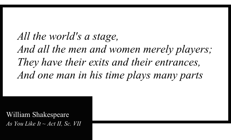 Shakespeare quotation