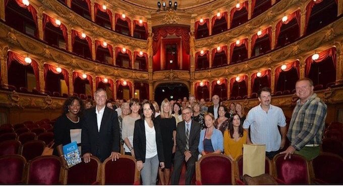 Lever de Rideaux 2015 theatre people