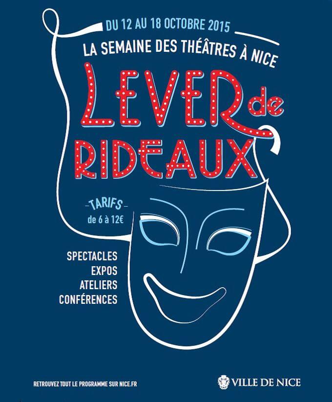 Lever de Rideaux 2015 poster