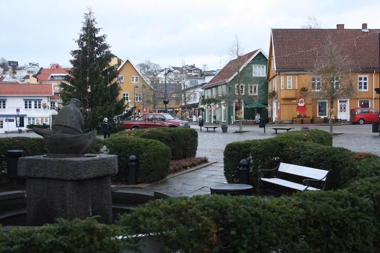 It's always Christmas in Drøbak!