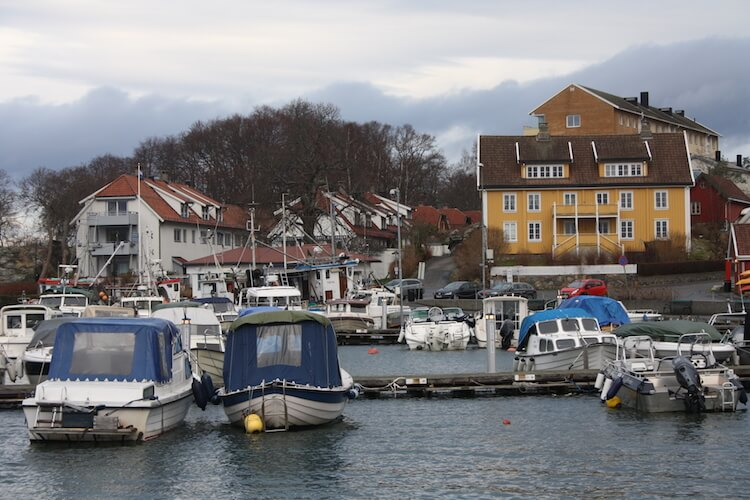 Drøbak in Norway