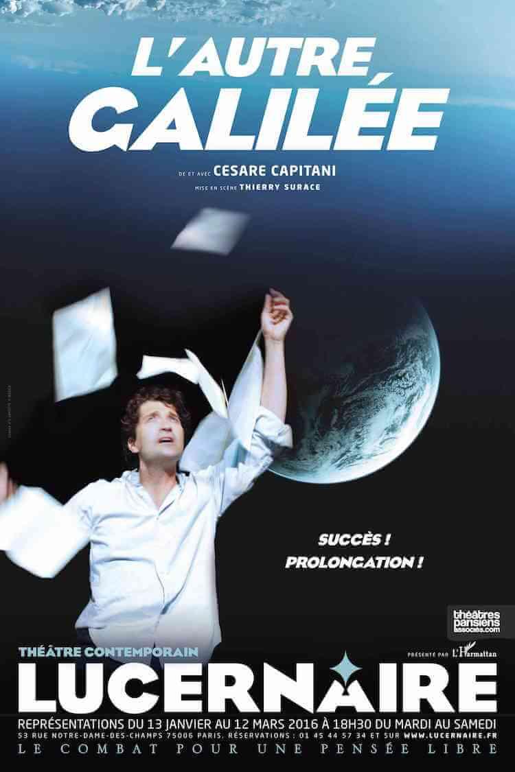 L'Autre Galilée in Paris
