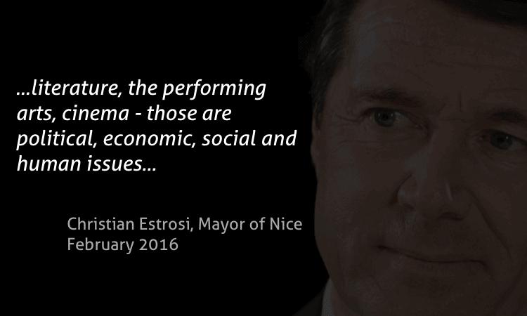Christian Estrosi quote