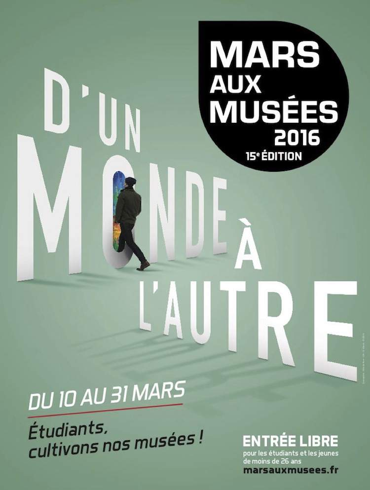 Mars aux Musees 2016 in Nice