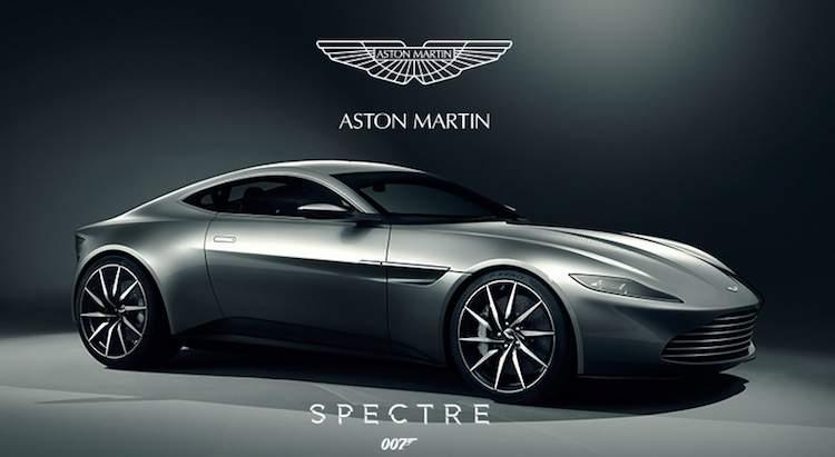 Aston Martin DB10 -- 007