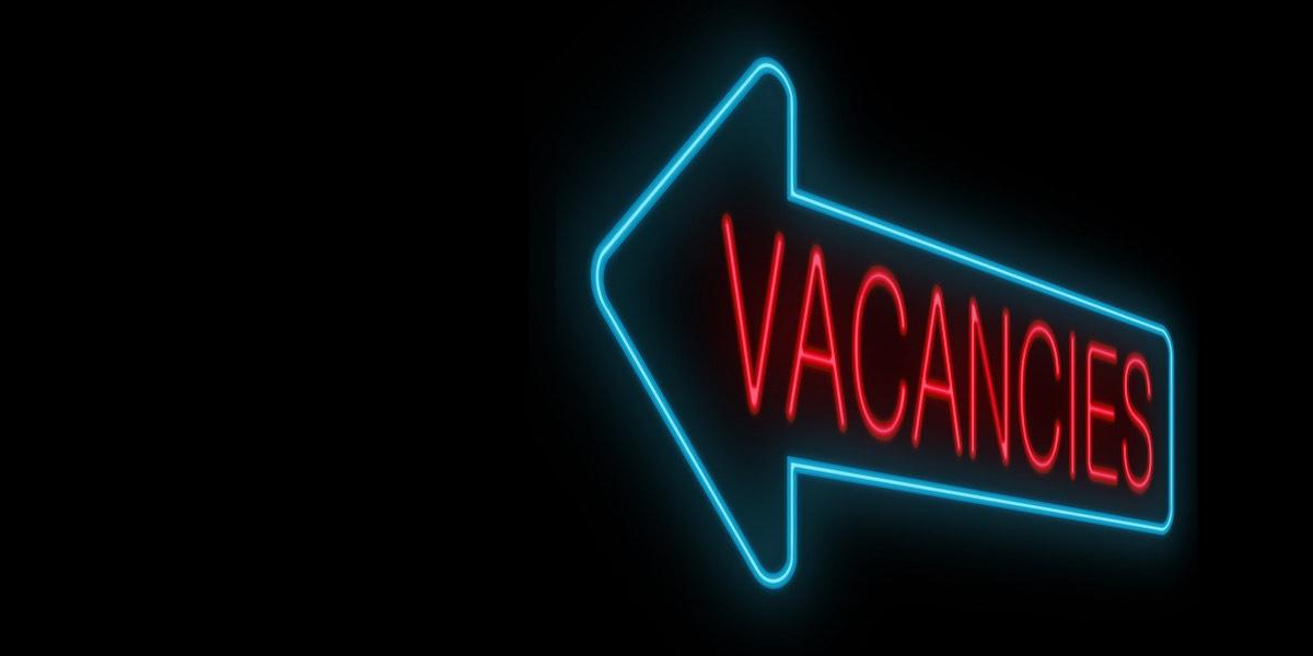 Neon Vacancies sign