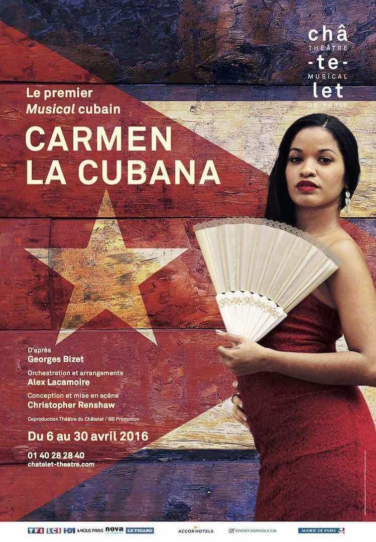 Carmen la Cubana affiche