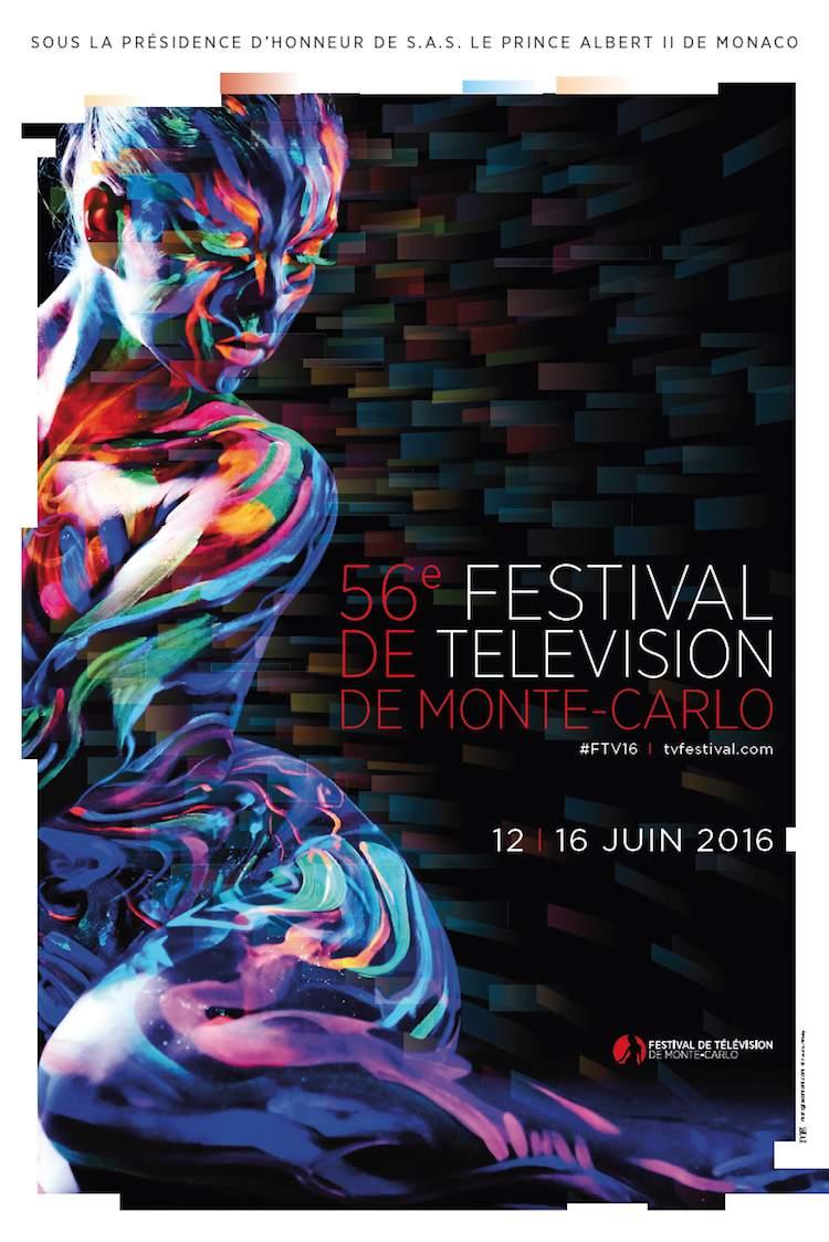 Festival de Télévision de Monte-Carlo 2016 poster