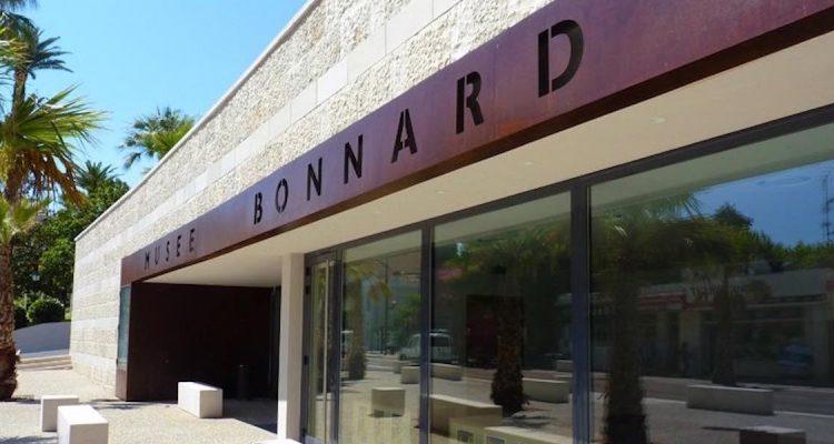 Musée Bonnard in Le Cannet, France