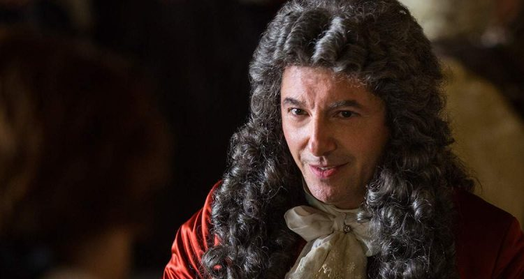Marc Duret in Outlander © Starz